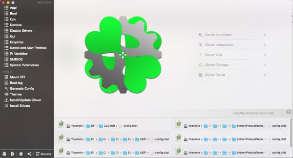 Tìm hiểu Clover Configurator (phần 2) - Cài đặt macOS trên